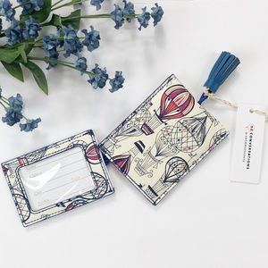 Anthropologie Accessories - Anthropologie Luggage Tag. Limited Edition Print.